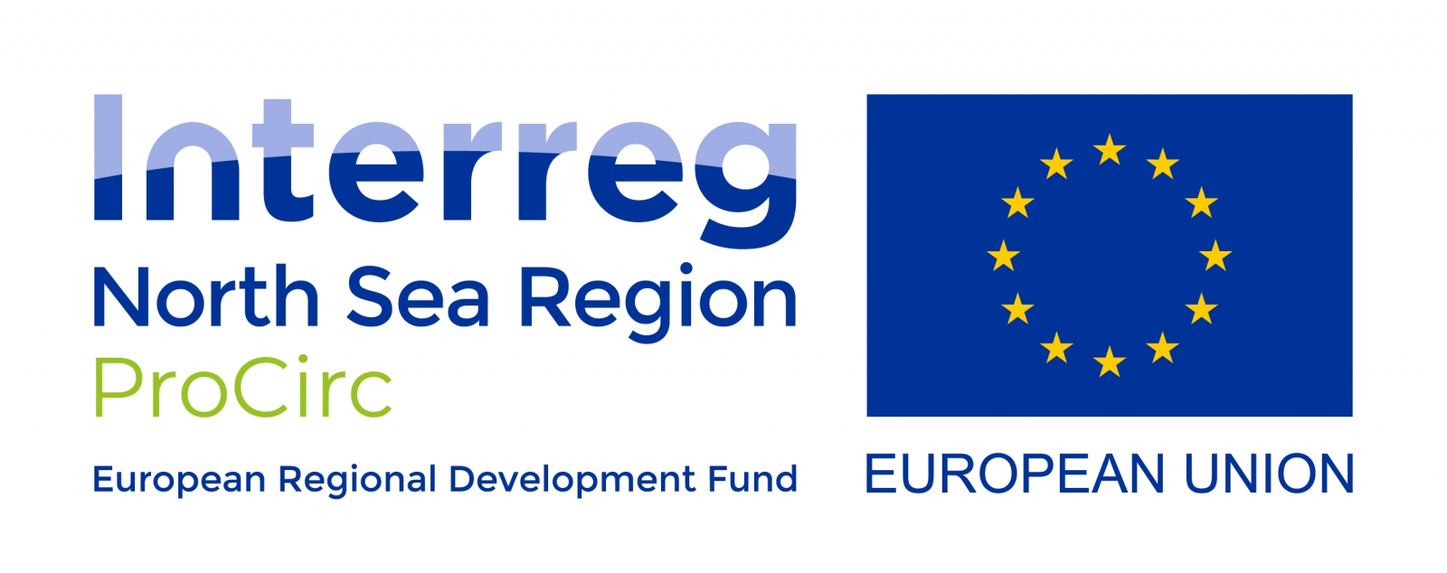 Logo Interreg North Sea ProCirc